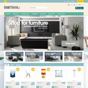 CS-Cart 4 Emart Responsive Template