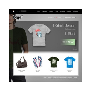 CS-Cart Fashion Template