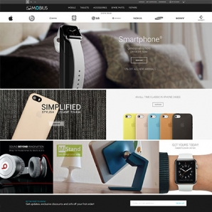 CS-Cart 4 Mobius Responsive Template