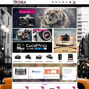CS-Cart 4 Troika Responsive Template